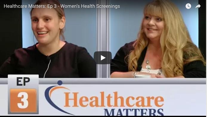 Grace Cottage Hospital's Healthcare Matters ep 3 - Women's Health Screenings