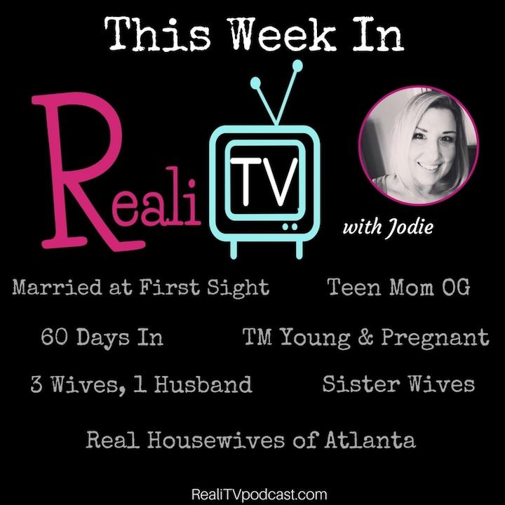 Episode 82: This Week in RealiTV 3.30.18
