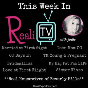 Episode 81: This Week in RealiTV 3.23.18