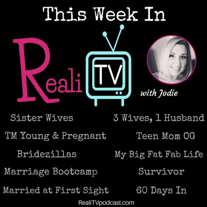 Episode 80: This Week in RealiTV 3.16.18