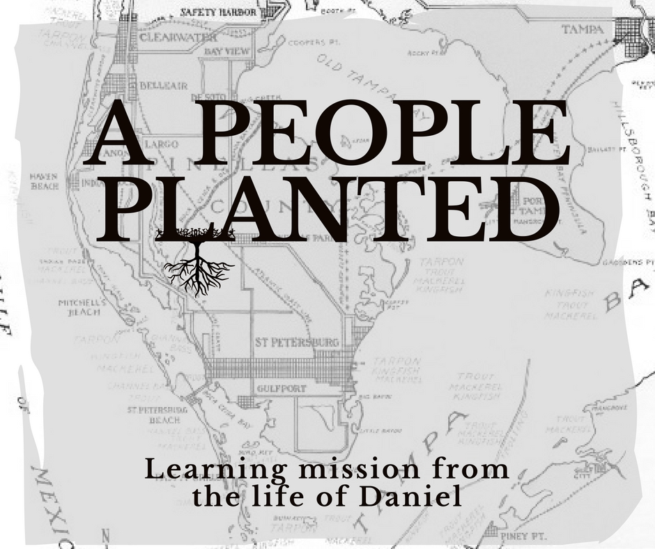 The Story We Find Ourselves In, Daniel 1:1-7, Jan 14, 2018