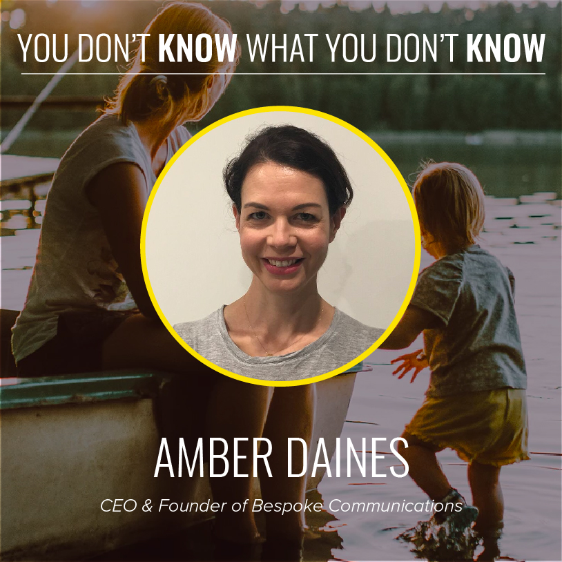 Why motherhood is an excuse to pursuing their dreams - Amber