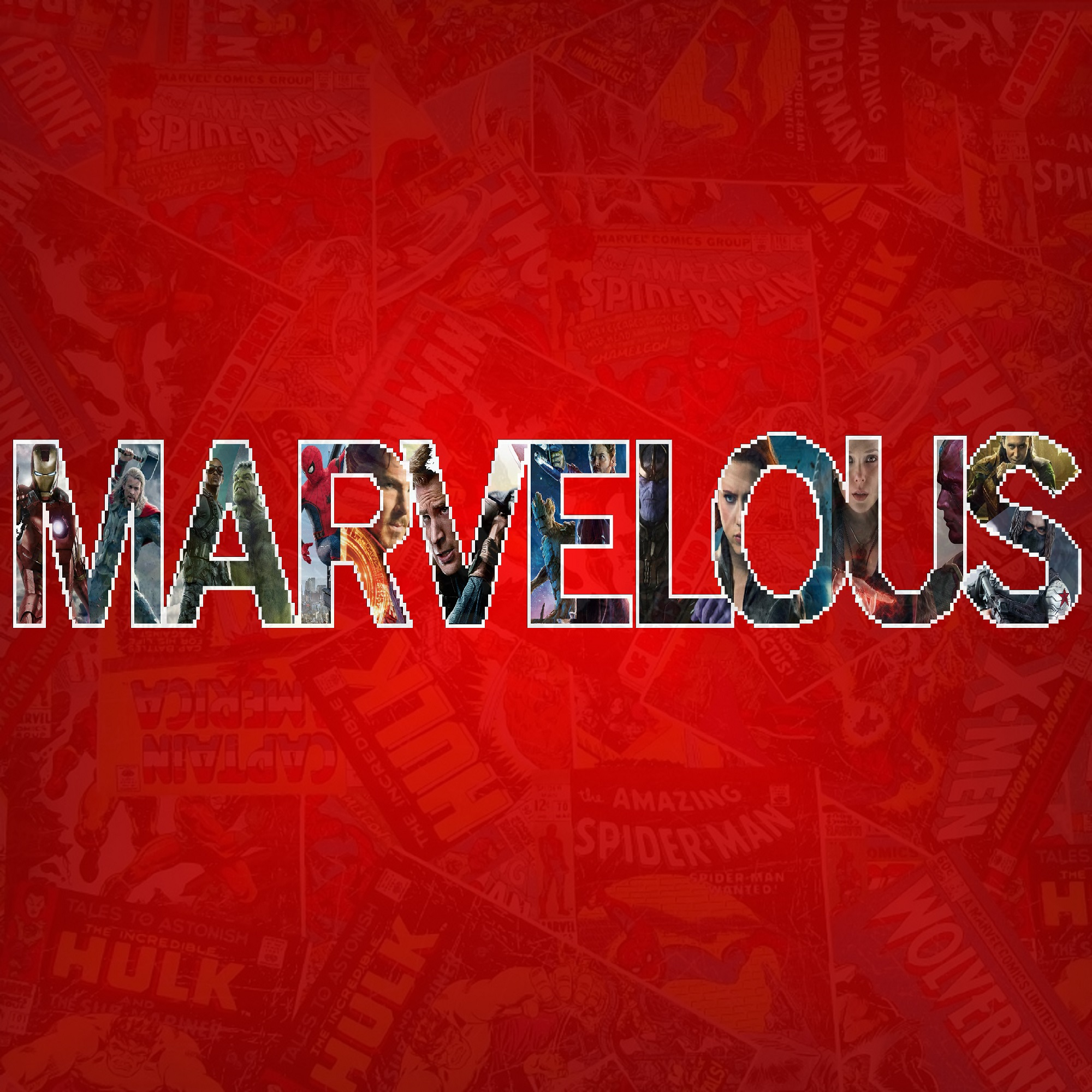 Marvelous: A Marvel Cinematic Universe Podcast • A podcast ...