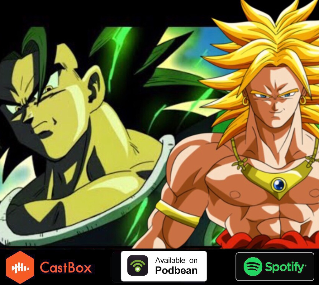 Broly in New Dragon Ball 2018 Movie Discussion