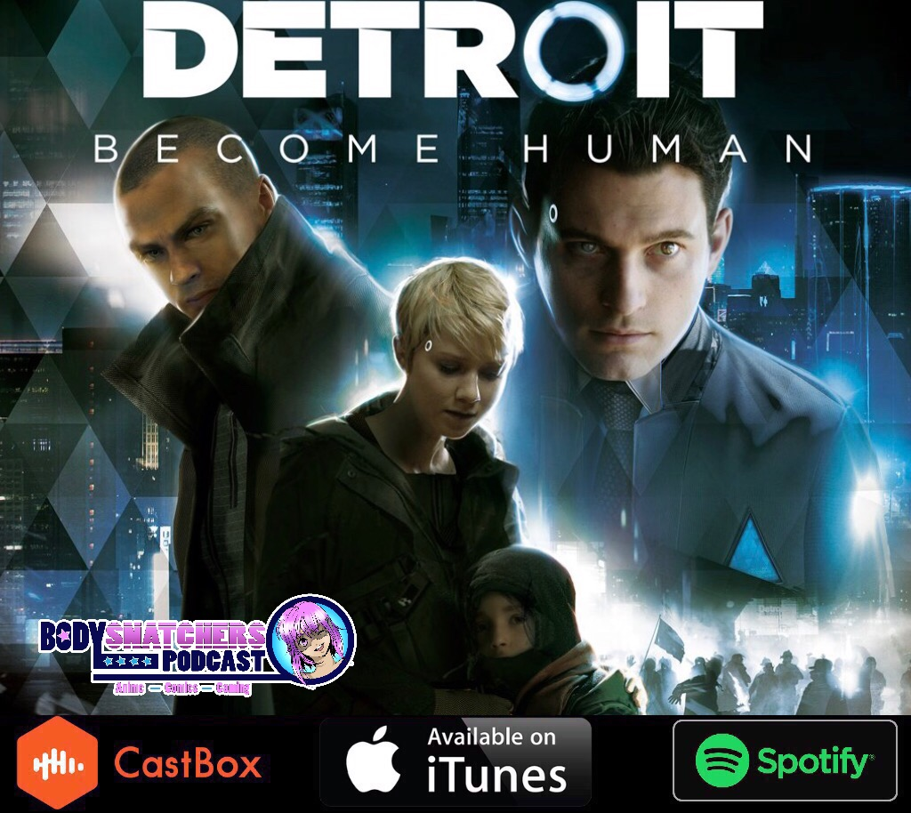 Detroit Become Human Review - ( No Major Spoilers ! )