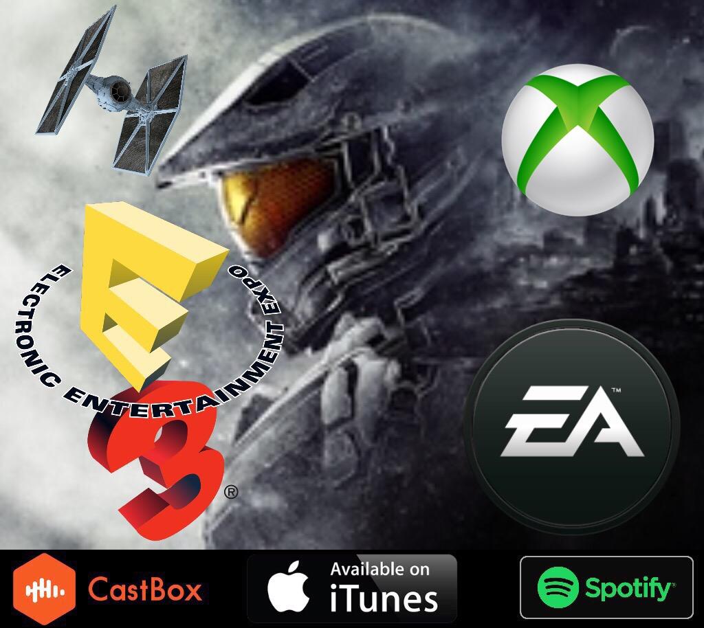 E3 Day 1: EA and Microsoft
