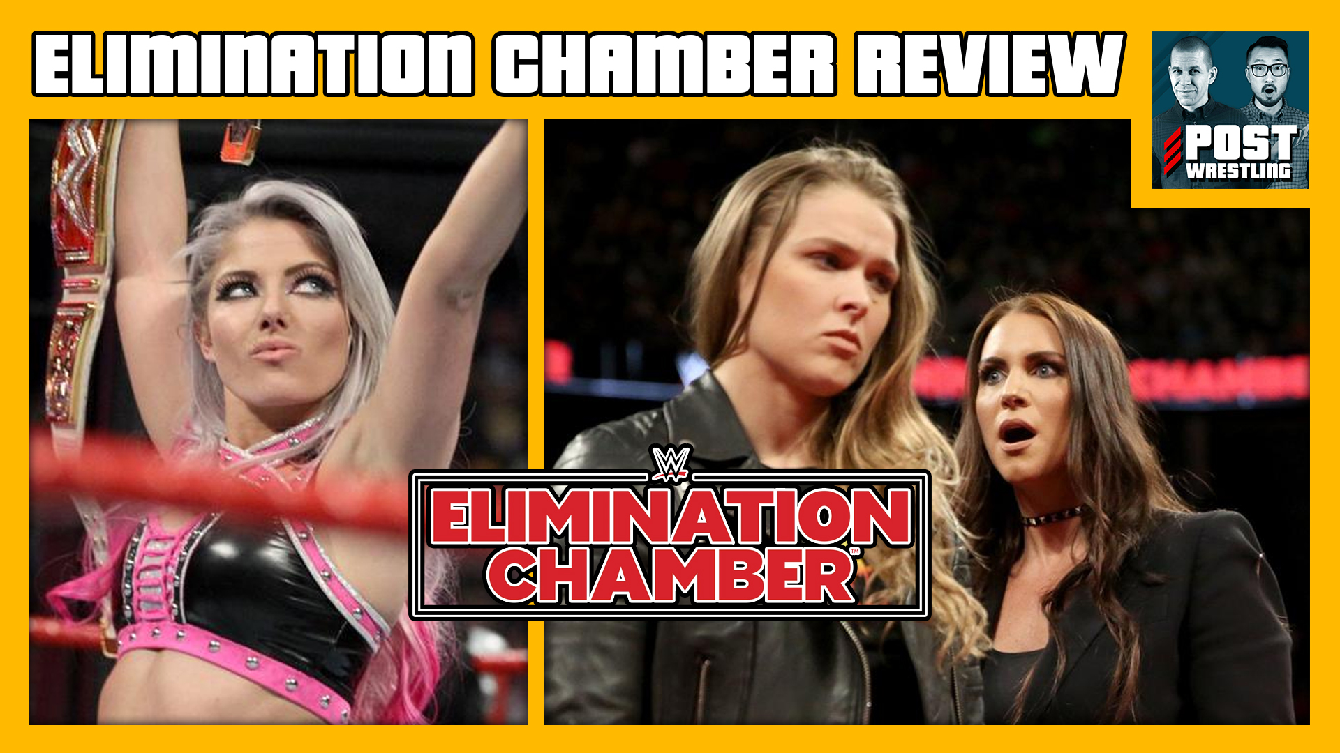 Elimination Chamber 2018 Post Show with John Pollock & Wai Ting