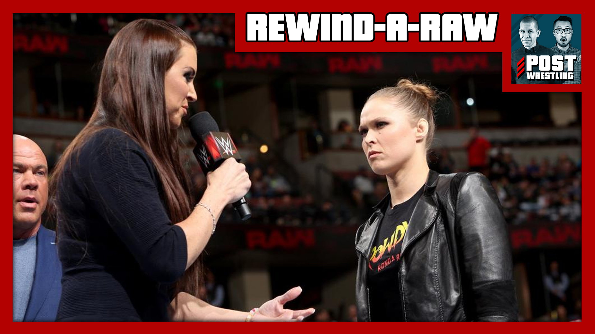 REWIND-A-RAW 2/26/18: Ronda vs. Steph, Reigns Cuts Great Promo, John Cena to SmackDown