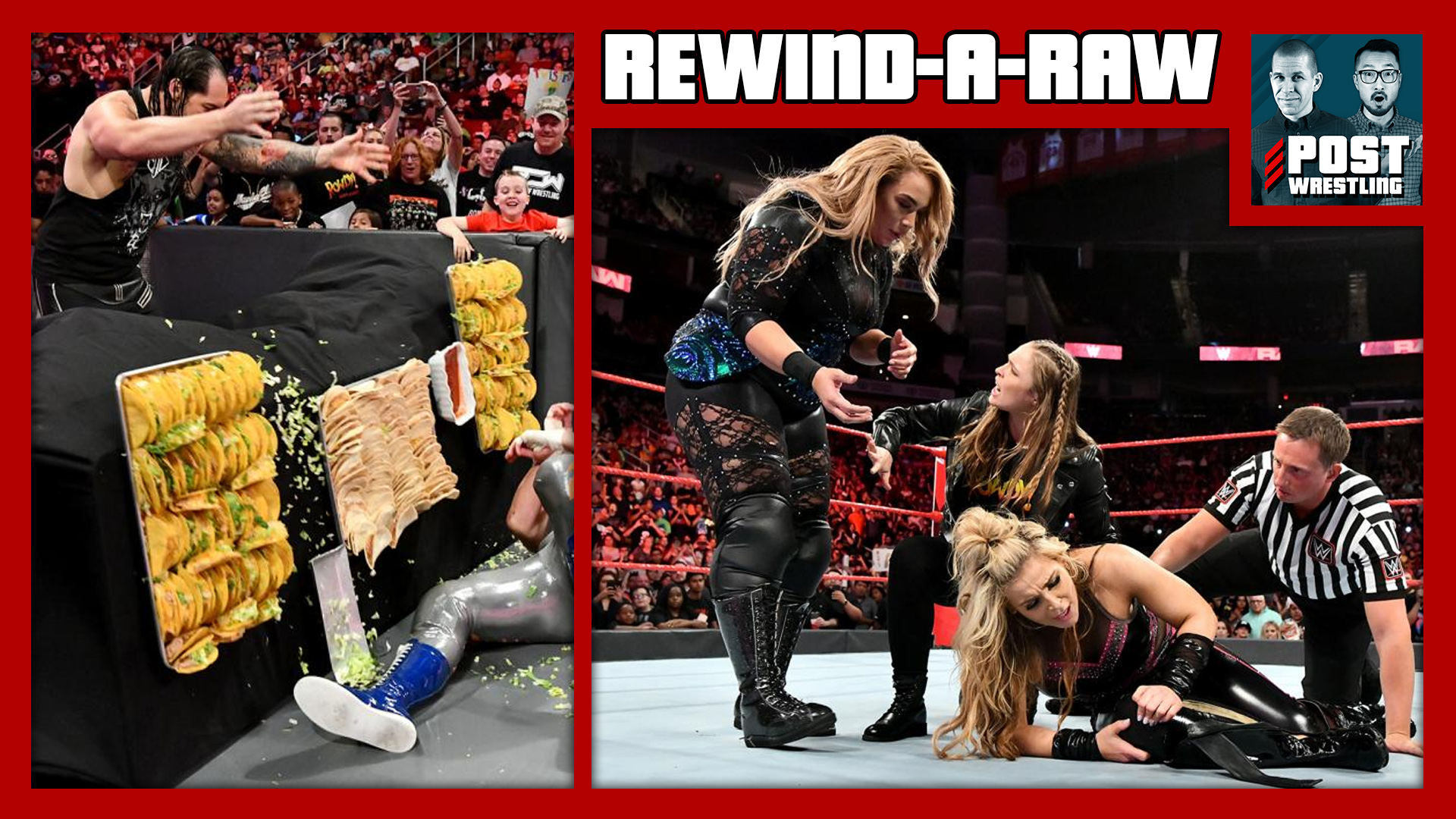 REWIND-A-RAW 6/4/18: This was a bad show.