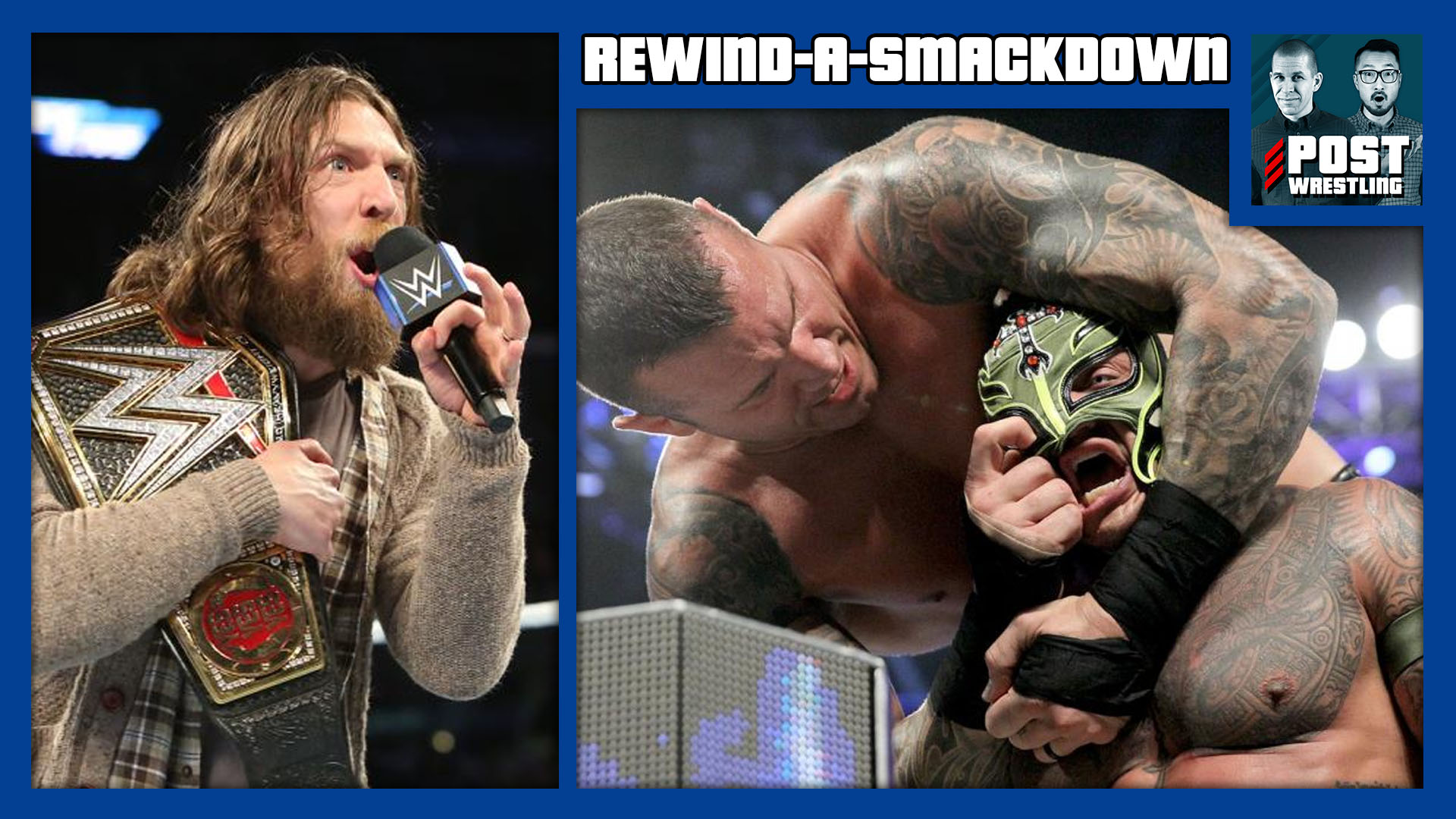 "RASD 11/20/18: The ""New"" Daniel Bryan, Orton unmasks Mysterio"