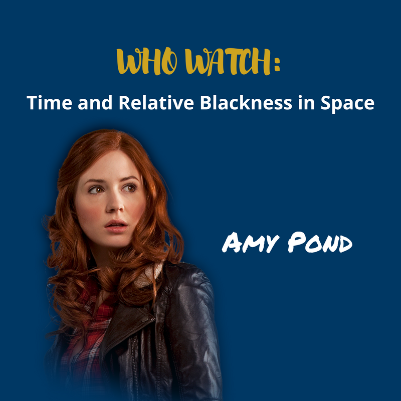 TARBIS Companion Series: Amy Pond