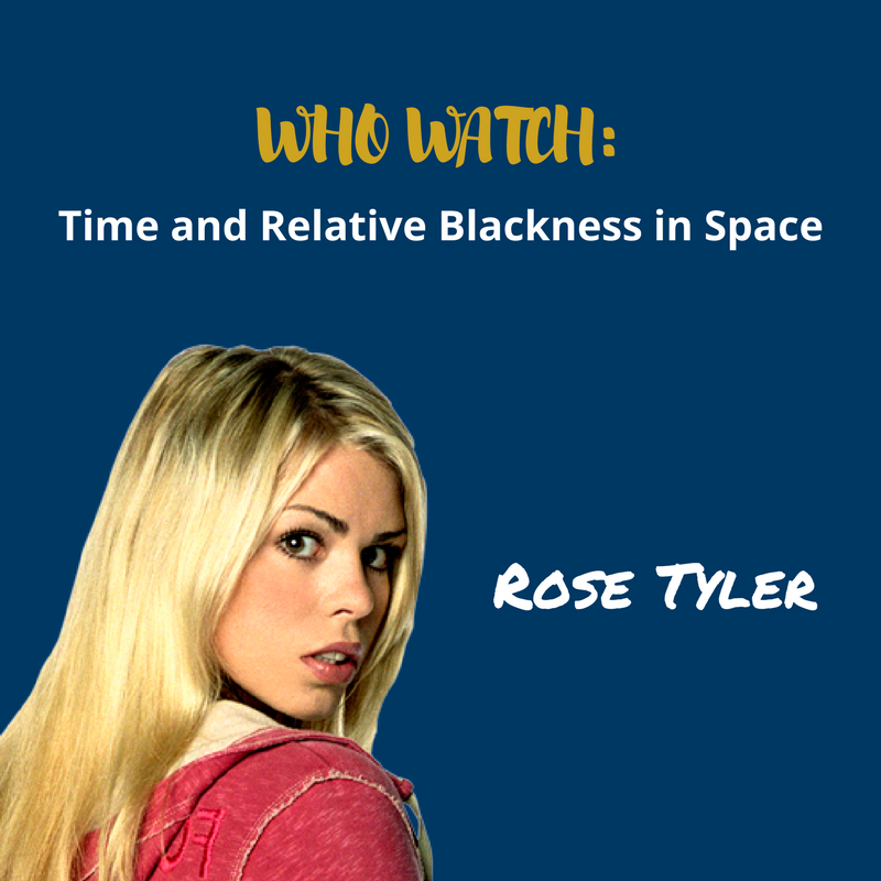 TARBIS Companion Series: Rose Tyler