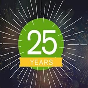 Happy 25th Anniversary Qlikkies