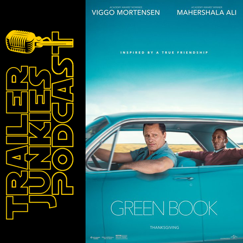 Green Book, Hunter Killer, and so much more!