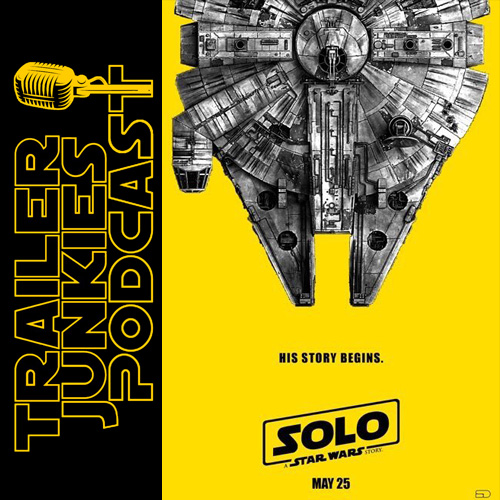 Star Wars Solo & Best 2018 Oscar Trailers