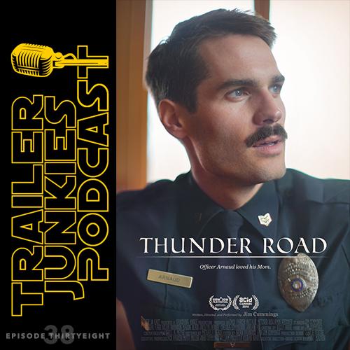 Thunder Road, Nike and Pepsi ads, and Burt Reynolds