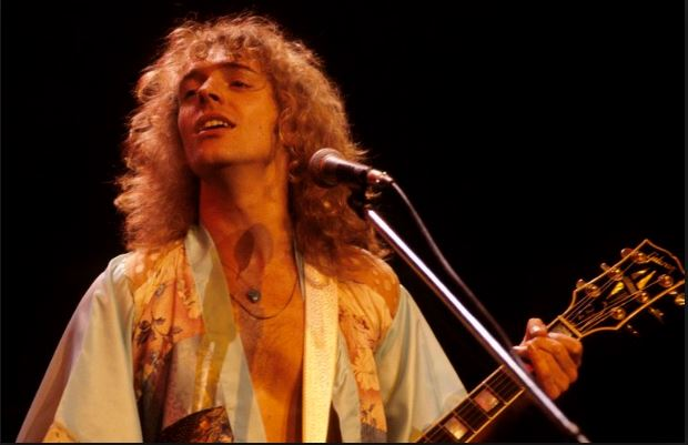 Rockin' Rant #2: Peter Frampton wants to punish you for streaming his songs