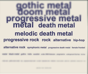 Are you ready to break down the subgenres of metal?