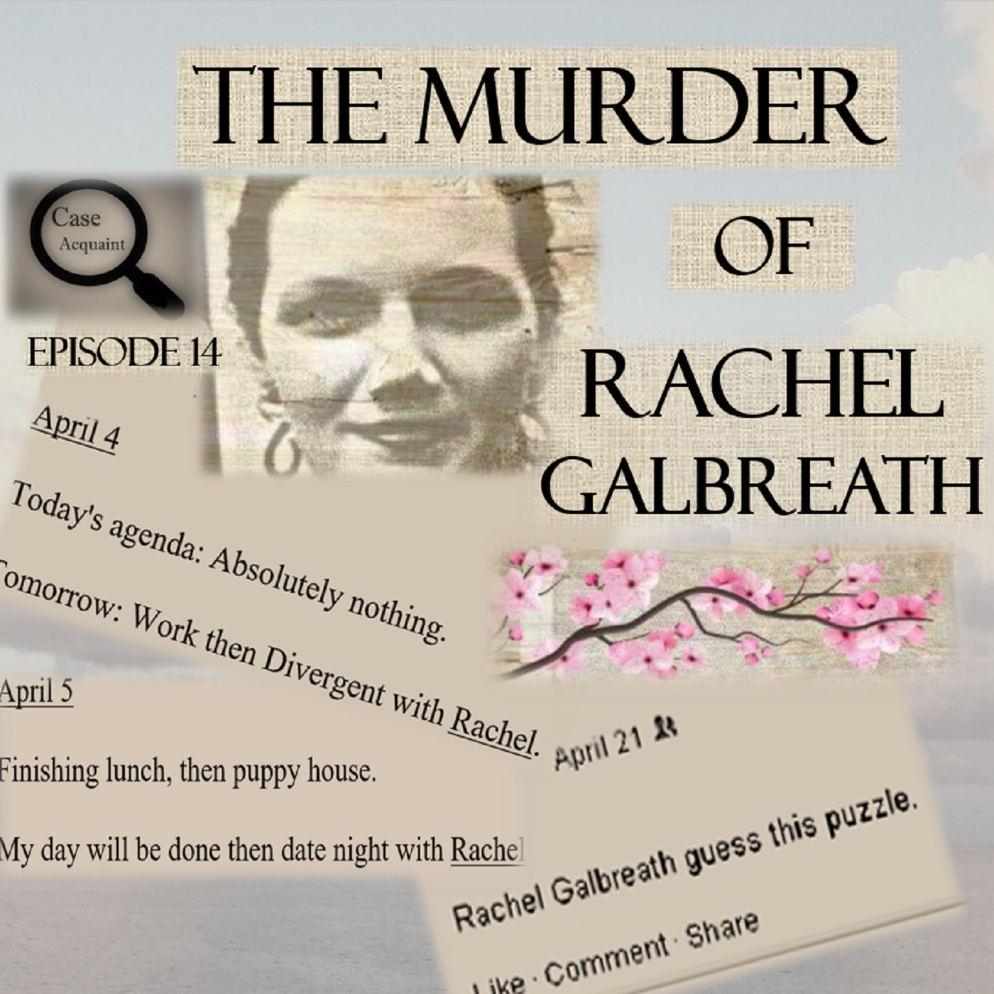 Episode 14 Rachel Galbreath