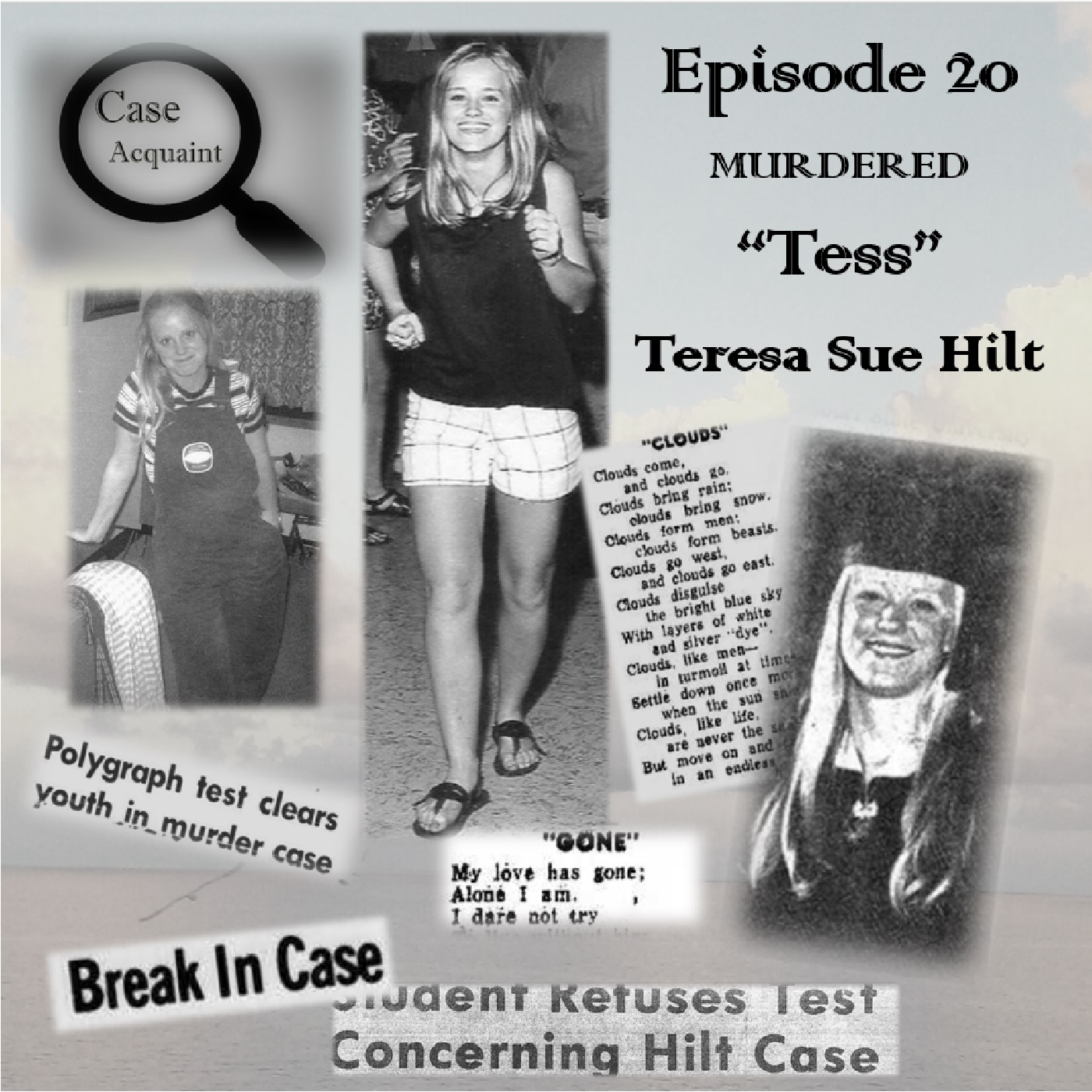 Episode 20 The Murder of Teresa Sue Hilt