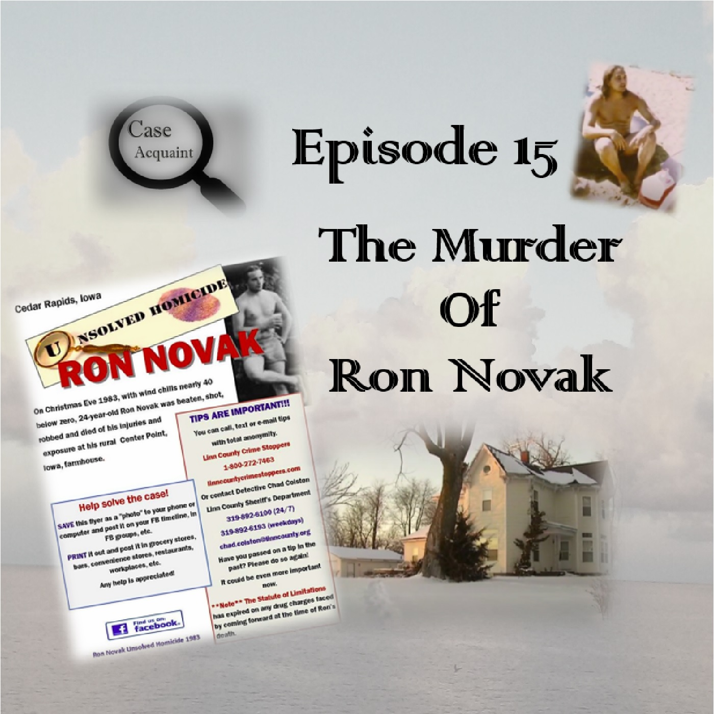 Episode 15 Ron Novak