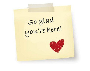 Image result for so glad you are here