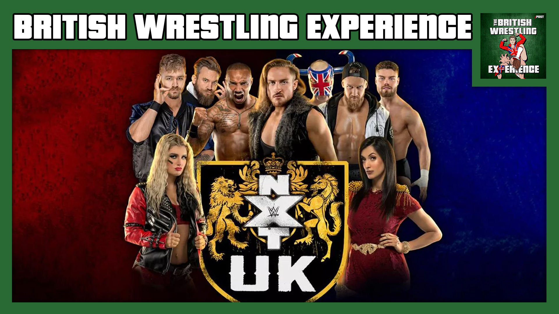 BWE 10/17/18: WWE NXT UK, wXw Tag League, Defiant Fight or Flight, Progress
