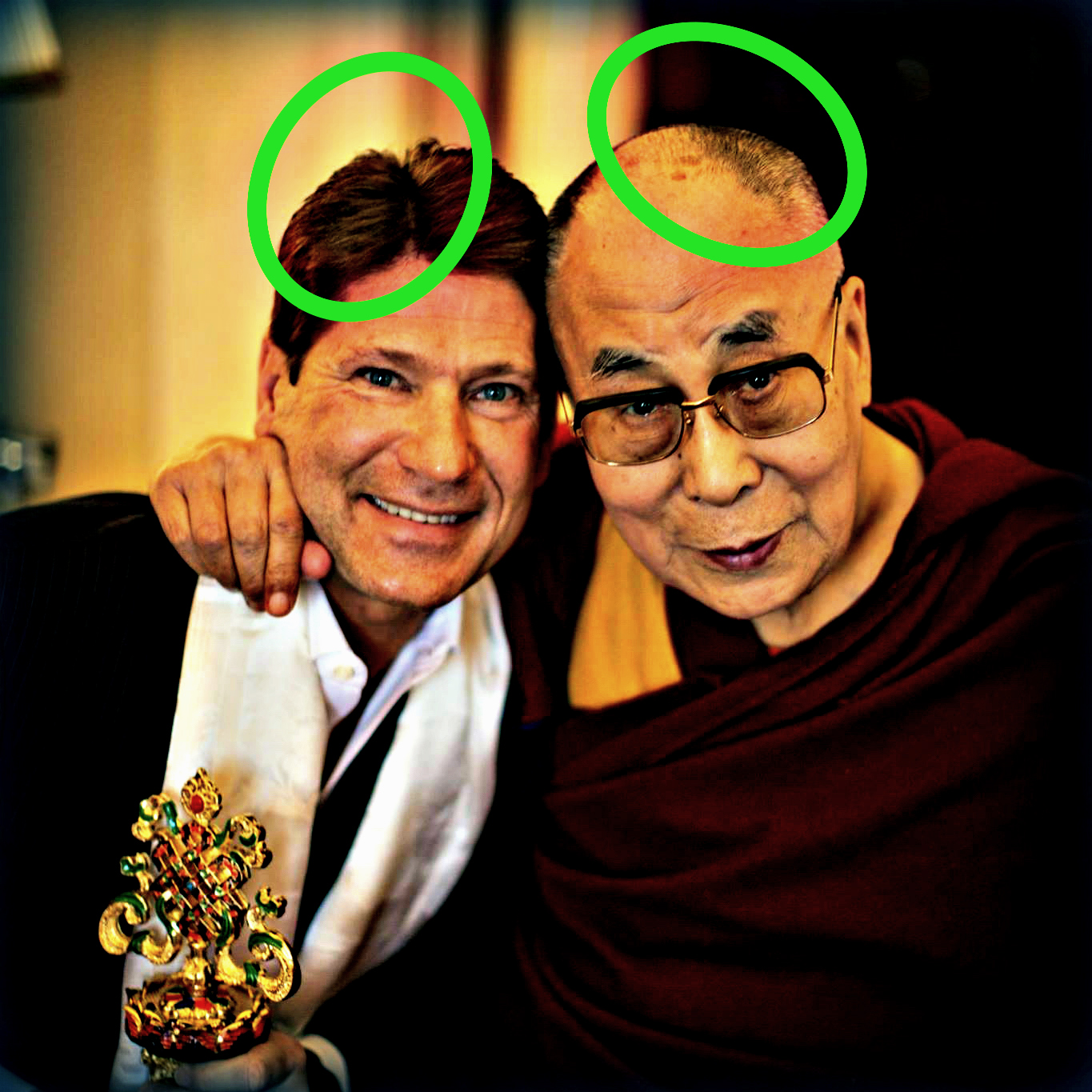 Episode 2.3: The Dalai Lama, Conscious Contact, and 12 Stepping as Contemplative Practice—The Kevin Mello Interview