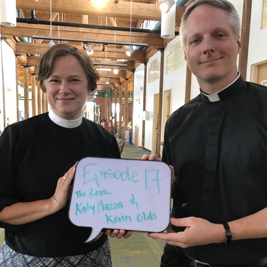 Episode 7: Blueprints, Construction, and Christian values: A Conversation with Architect Duo Dickinson