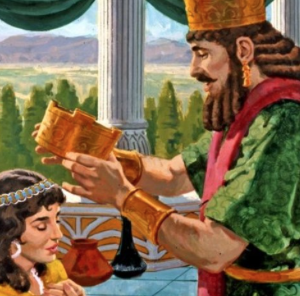 Esther Part 3 The Talmud compares Mordechai to Joseph
