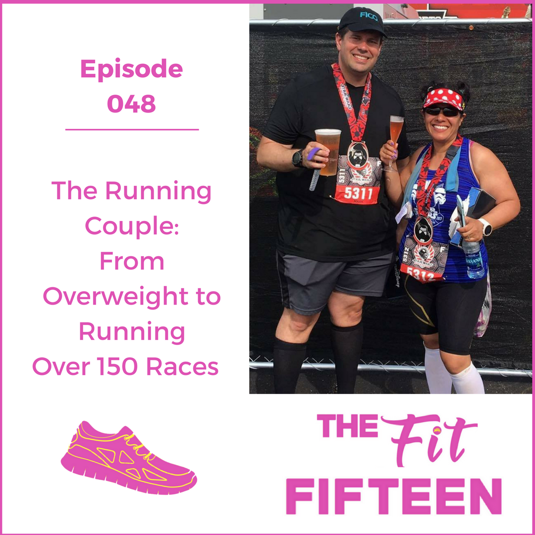 The Running Couple: From Overweight to Over 150 Races