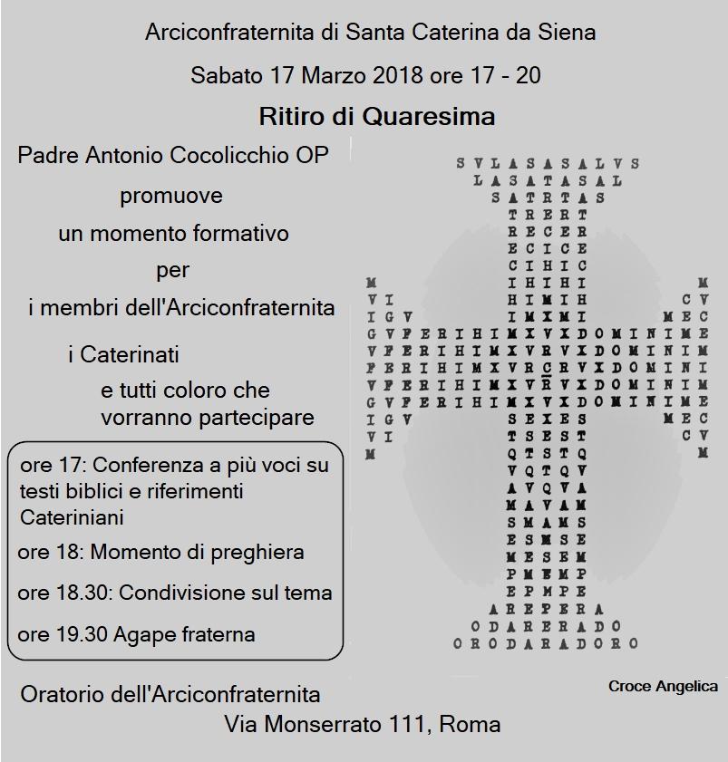 Arciconfraternita di Santa Caterina - Il Mistero Pasquale: La Resurrezione - Anisoara Tatar
