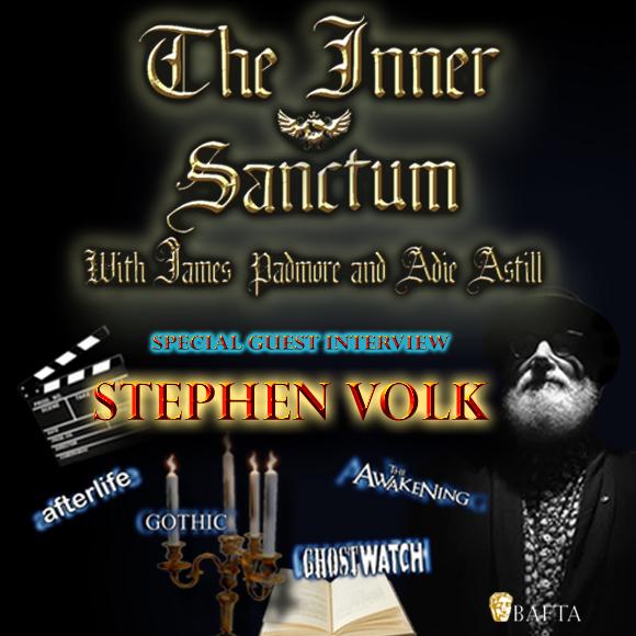 The Inner Sanctum - Stephen Volk interview