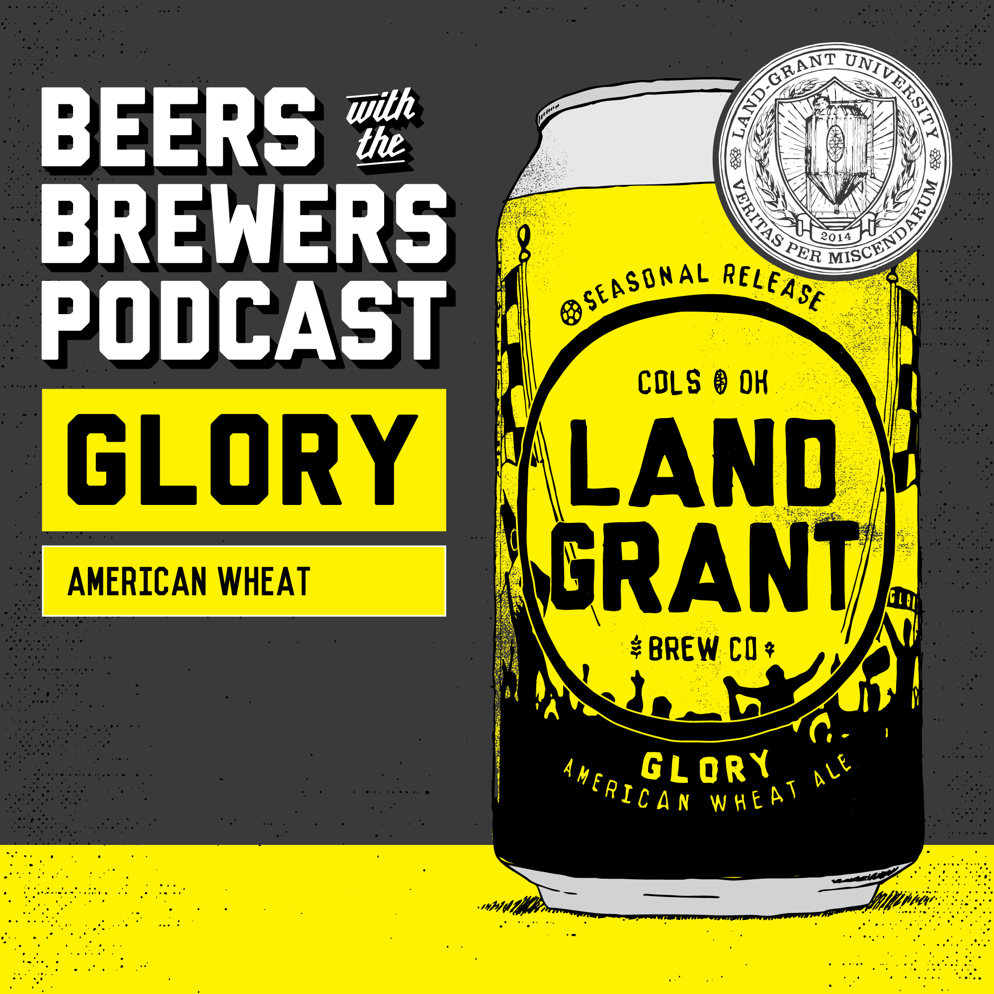 Glory - American Wheat - Beers with the Brewers