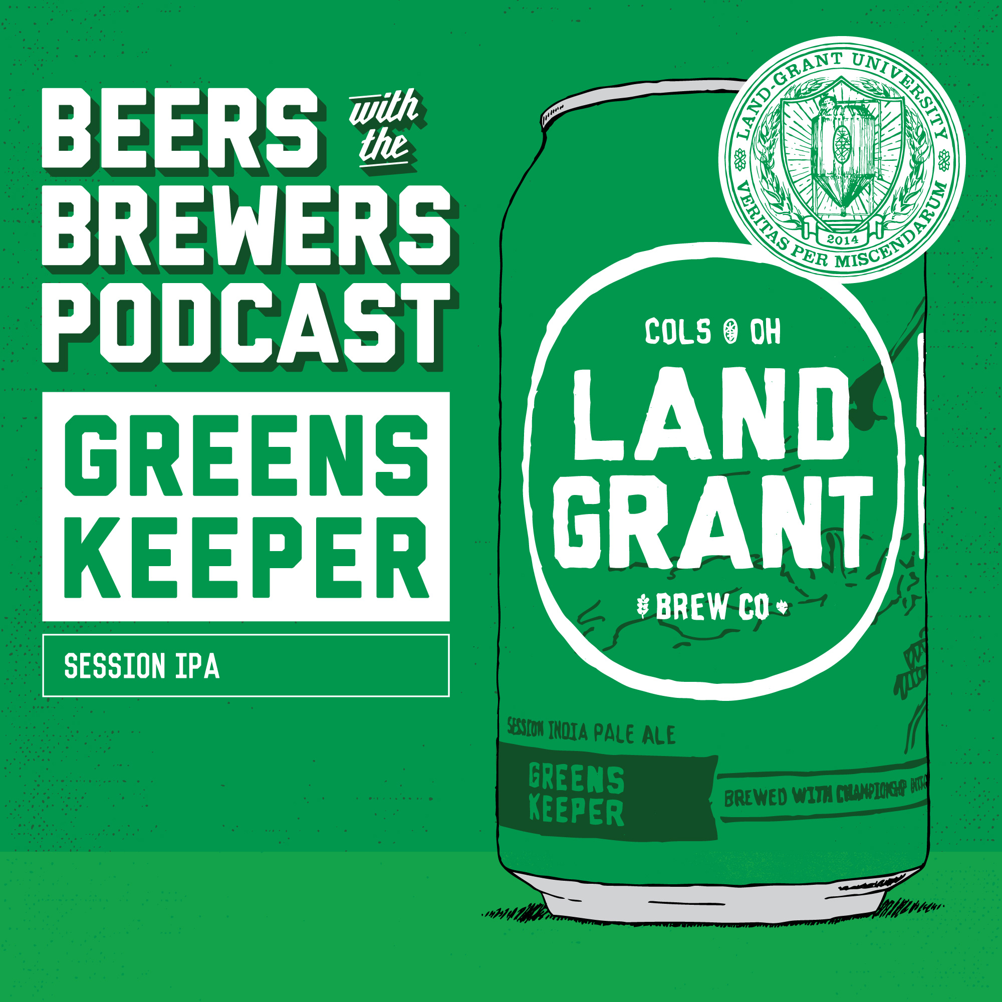 Greenskeeper - Session IPA