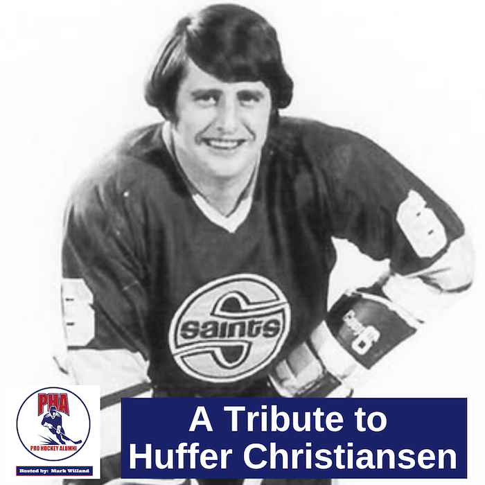 "#18 Keith ""Huffer"" Christiansen - A Tribute to a Minnesota Hockey Legend"