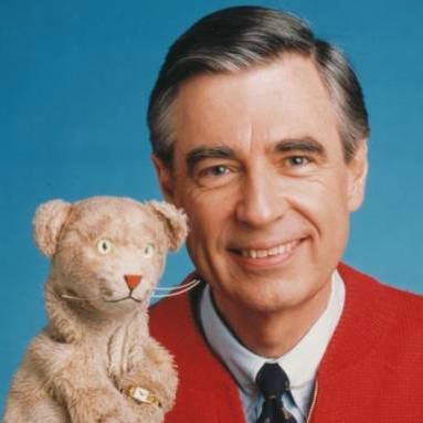 Peace and Quiet and Mister Rogers