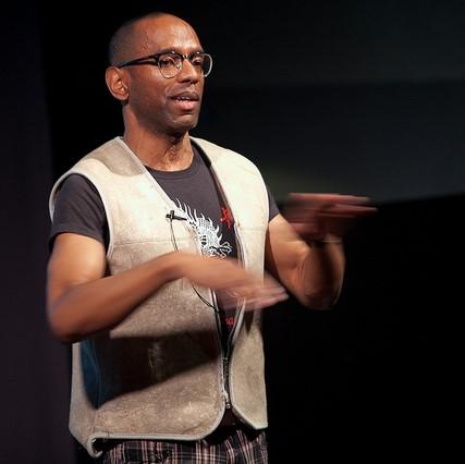 Black Lives Rooted #10: Sean George