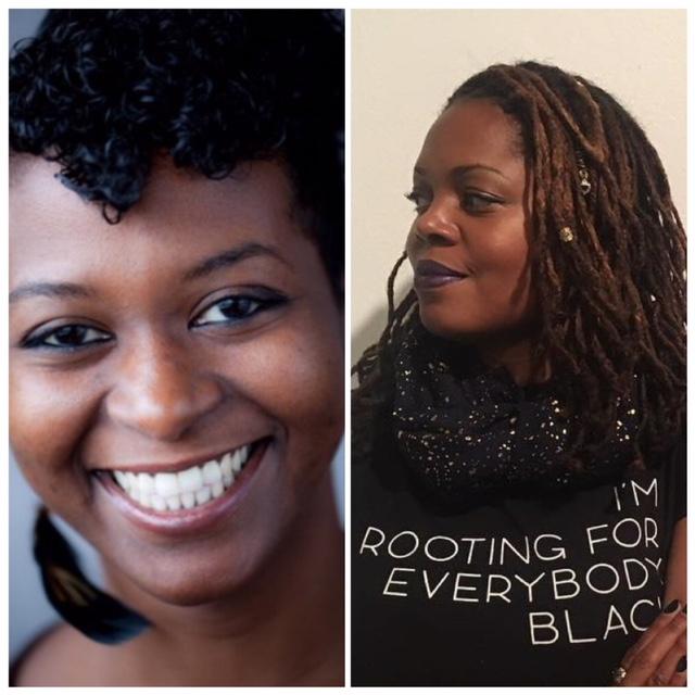 Black Lives Rooted #9: Jamilah Malika and Felicia Mings