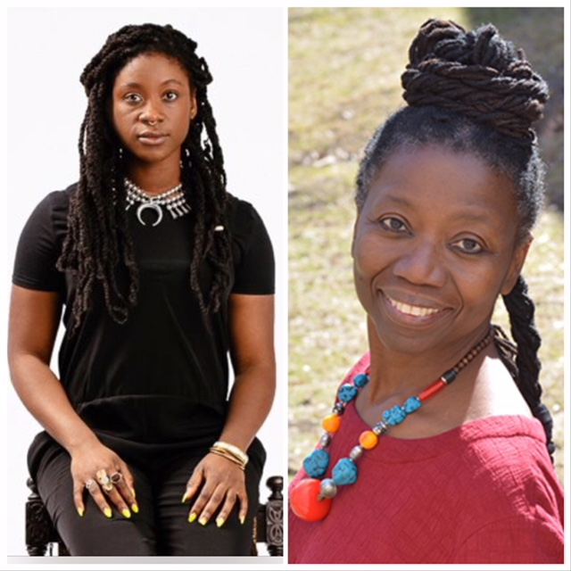 Black Lives Rooted #4: Anique Jordan and Camille Turner