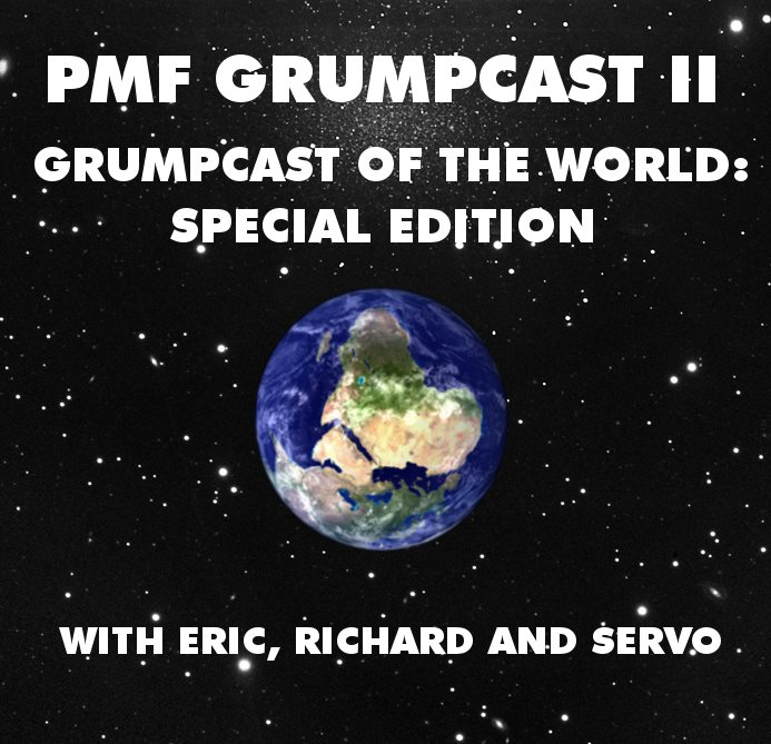 Doctor Who: The Doctor Who Grumpcast II - Grumpcast of the World: Special Edition