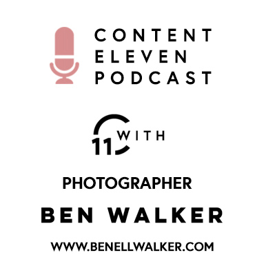 Podcast: Life in the Content Industry, Eleven Questions with Ben Walker
