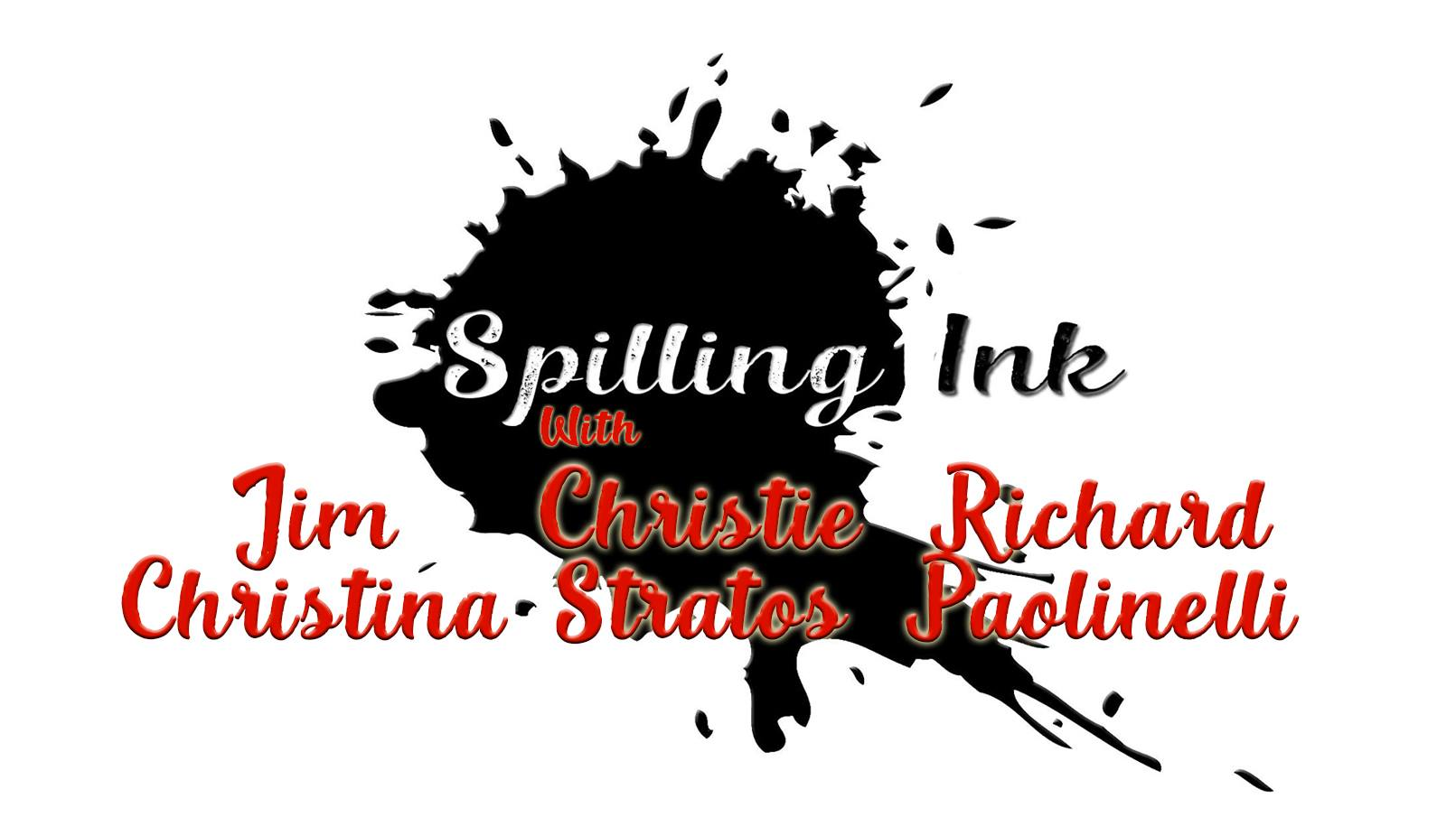 Authors Interviewing Authors with Jim Christina, Christie Stratos, and Richard Paolinelli