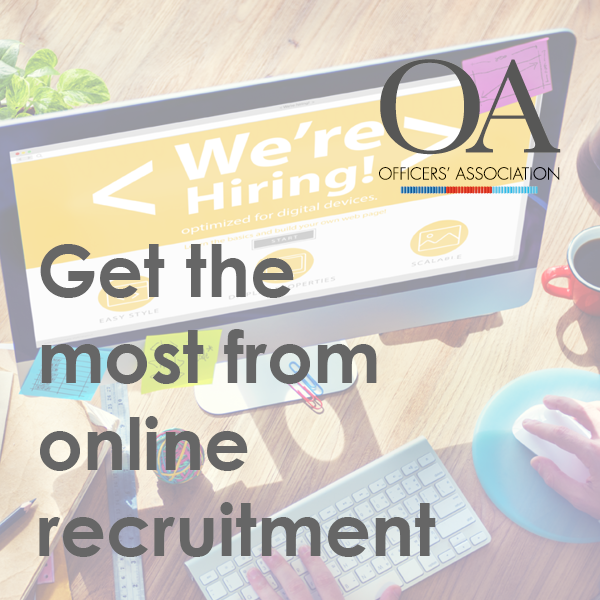Get the most from online recruitment websites