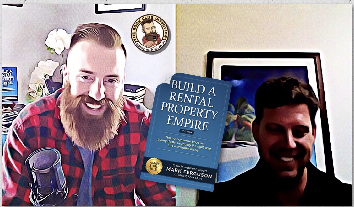 The book club interview 006 mark ferguson build a rental property empire malvernweather Images