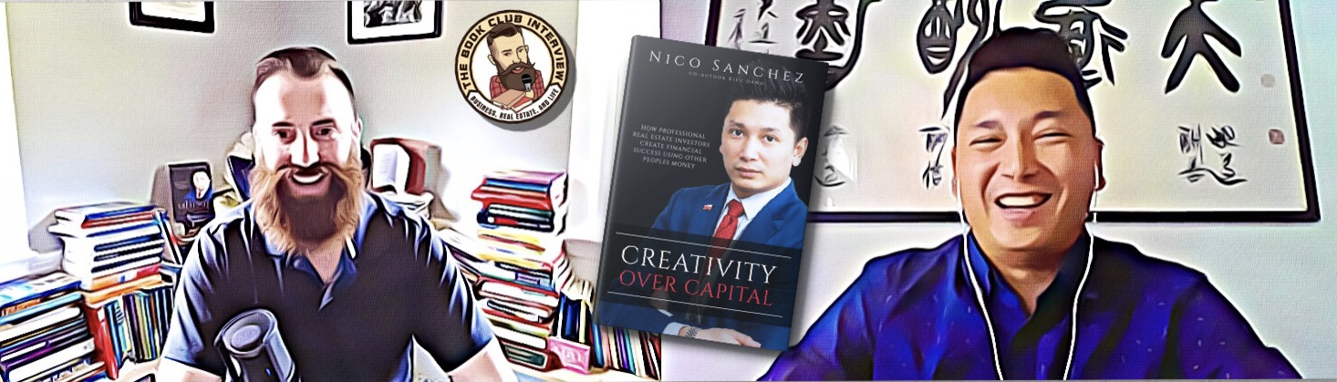 The book club interview 12 creativity over capital with nico sanchez malvernweather Images
