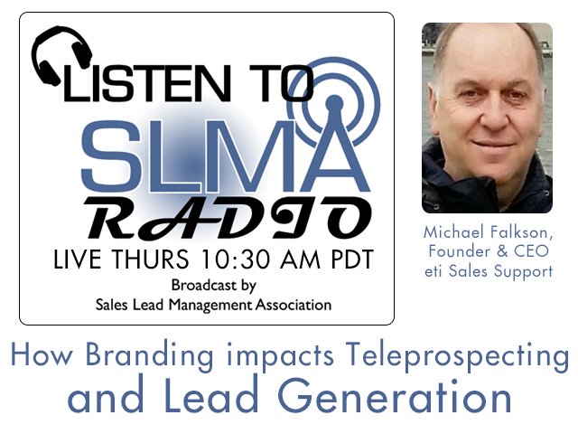How Branding impacts Teleprospecting  and Lead Generation