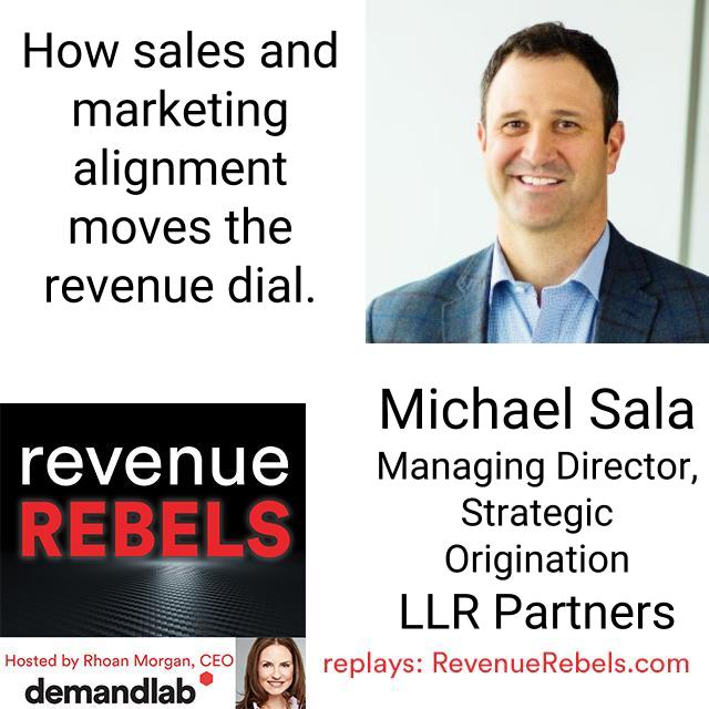 How sales and marketing alignment moves the revenue dial
