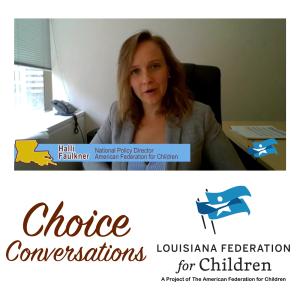 Halli Faulkner - AFC School Choice Guidebook