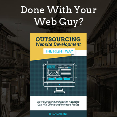 Are You Done With Your Web Guy?